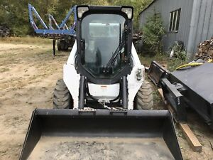 Bobcat rental and contract bobcat services