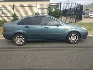 2003 Ford Focus Automatic Sedan Clontarf Redcliffe Area Preview