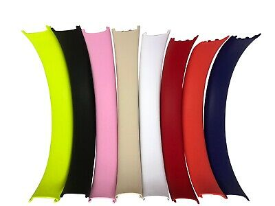 Beats By Dre Solo3 3 2 Wireless Headband Rubber Cushion Pad Fix Replacement Part 3 Hole Dual Pad