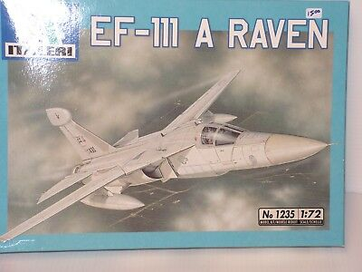 ITALERI 1/72 1235 EF-111 A RAVEN OPEN