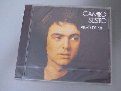 CAMILO SESTO-ALGO DE MI-CD NUEVO-envios combinados.