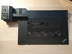 Station d'accueil Lenovo ThinkPad 4337 /Docking Station