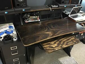 Yorkville Deluxe Studio Desk Workstation