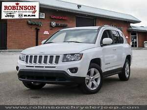 2016 Jeep Compass HIGH ALTITUDE EDITION 4x4