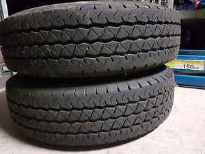 Toyota hilux wheels x2 light truck tyres Oxenford Gold Coast North Preview