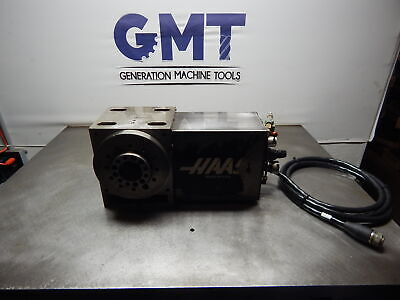 Haas Srt Cnc Rotary Table 4th Axis Gmt-2057