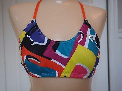 75ae376703 Arena women s swim training athletic bikini top crop size US 34