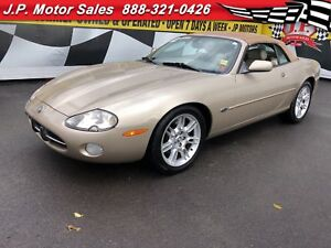 2002 Jaguar XK XK8, Automatic, Leather, Convertible, 131,000km