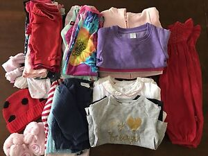 Girls Winter bundle * 3-6mths / 00 * 44 items Sinnamon Park Brisbane South West Preview
