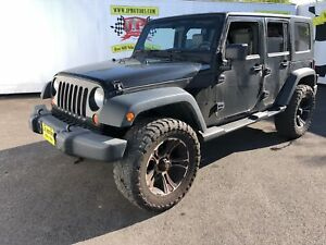 2008 Jeep Wrangler X, Manual, Power Group, A/C, 4x4