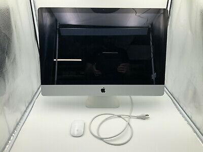 """Apple iMac 27"""" 3.4 GHz Core i7 2TB HDD  16GB RAM 2GB GPU CD/DVD Mid 2011"""