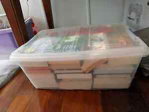 Box of miscellaneous books Wooloowin Brisbane North East Preview
