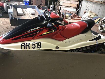Jet ski Honda f 12 x