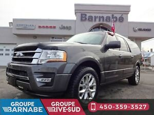 FORD EXPEDITION MAX 4X4 LIMITED 2016