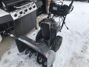 Murray pro/ series snowblower