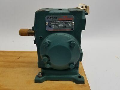 Reliance D-m Speed Reducer Right Angle 438510cv264083 Wr12b 0.25 Hp 1750 Rpm