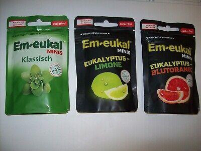 Eukalyptus Limone Blutorange Klassisch 5,19€ bzw. 5,57€/100g (Blut Süßigkeiten)