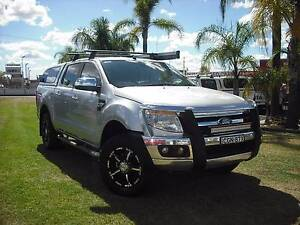 2012 Ford Ranger XLT Ute Mudgee Mudgee Area Preview