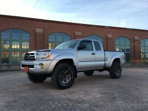 2009 Tacoma TRD Off-road