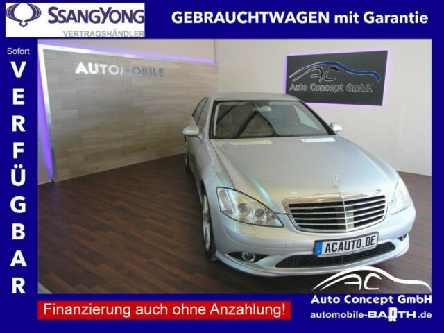 Mercedes-Benz S-Klasse Lim. S 320 CDI*AMG-Optic*Harman-Kardon*