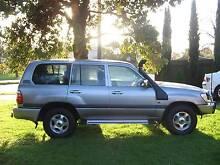 2002 Toyota LandCruiser Wagon Traralgon Latrobe Valley Preview