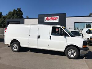 2017 GMC Savana 2500 155ext.loaded fin or lease from4.99%oac