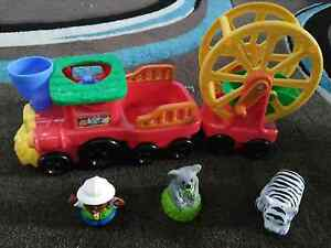 Little People Zoo Train Lobethal Adelaide Hills Preview