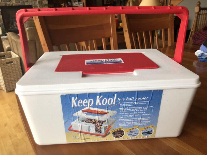 Keep Kool Live Bait Cooler