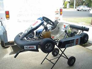 GO KARTS AND TRAILER Busselton Busselton Area Preview