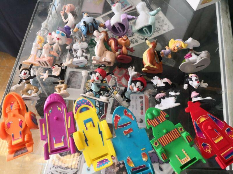 Figuras Animaniacs MEXICO turbomaniacos Coleccion Completa 25/25 sonrics retro