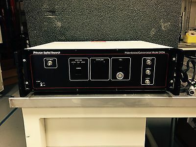 Princeton Applied Research 263a Potentiostat Galvanostat