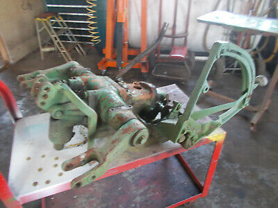 John Deere MT Hydraulic Suction Line Pressure Tested! M1160T M1161T