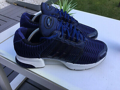 MENS GENUINE BLUE ADIDAS CLIMACOOL SERIES 1 TRAINERS UK SIZE 8