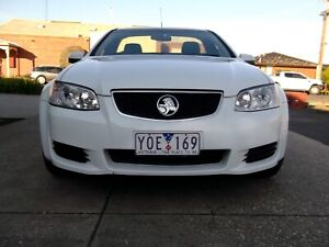 2011 Holden Commodore  UTE  (D/FUEL)   Bacchus Marsh Moorabool Area Preview