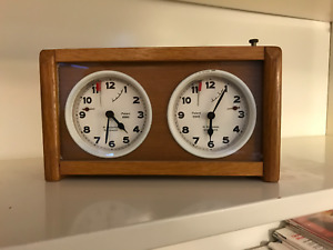 Dutch Vintage Koopman Chess Clock
