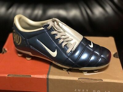 97573d74b7e Nike Total 90 III Rare Soccer Cleats Classic Shoes!! Size 3.5