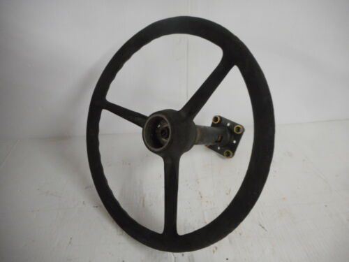 Hyster J35xmt Forklift Steering Wheel