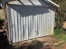 Garage/Shed door & frame older style Gosnells Gosnells Area Preview