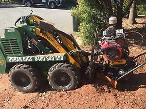 Landscaping and Stump grinding by Urban Digs Pty Ltd Macquarie Belconnen Area Preview