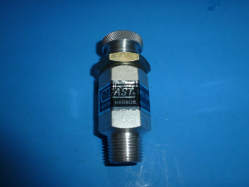 Gast Mfg. AA-600 Relief Valve, FREE SHIPPING, WG1698