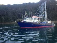 40ft Steel boat 855 cummings Avalon Pittwater Area Preview