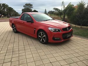 2016 Holden Commodore VF II MY 16  Sv6 6 Speed Auto  Black Edition ute Secret Harbour Rockingham Area Preview