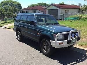 1997 manual Mitsubishi Pajero Wagon GLX - $2200 ONO Mount Gravatt East Brisbane South East Preview