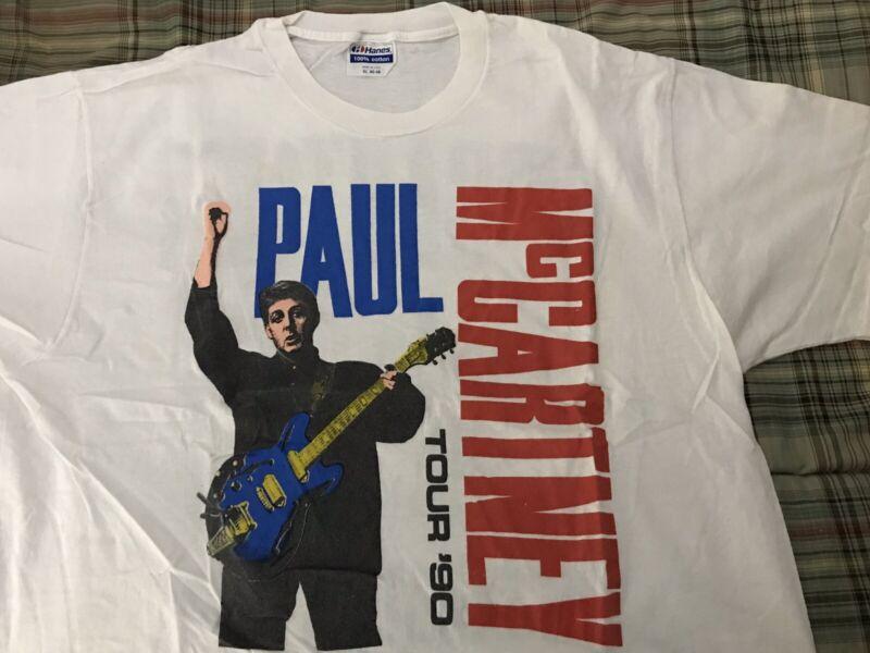 Paul McCartney 1990 Tour Shirt