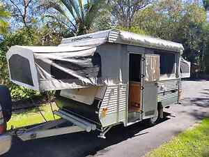 2010 Coramal family 400 off road. A/C sleeps 5 Capalaba West Brisbane South East Preview