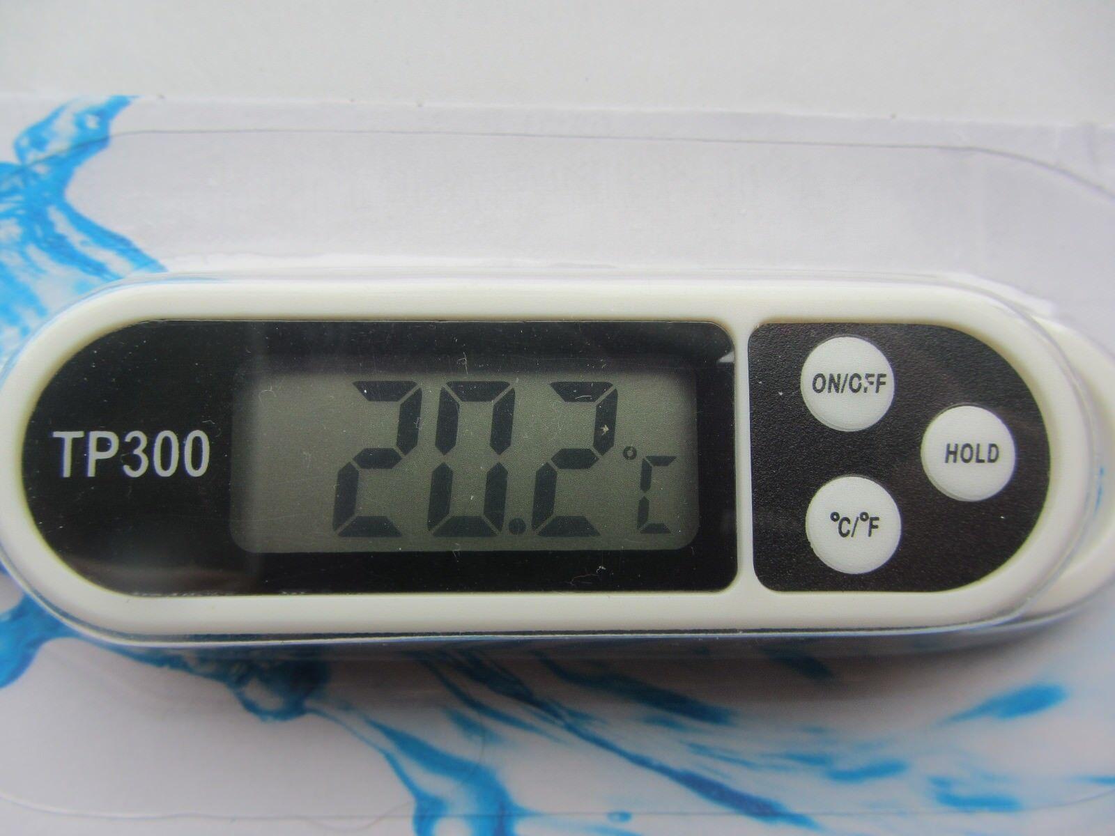 Digital Grillthermometer Küchenthermometer große Zahlen