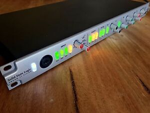 Solid State Logic Alpha Channel microphone mic preamp, EQ, ADC Perth Perth City Area Preview