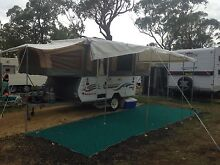 2001 Jayco Finch Caravan Lithgow Lithgow Area Preview
