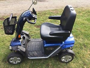 4 wheel adult mobility Scooter pursuit xl