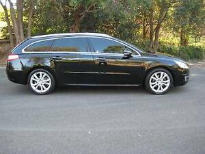 2012 Peugeot 508 Wagon Gladesville Ryde Area Preview